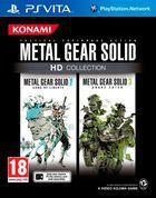 Metal Gear Solid HD Collection para PSVITA