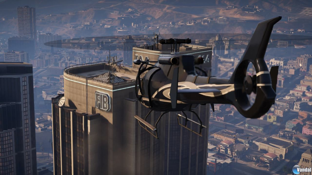 Imagen 195 de Grand Theft Auto V para PlayStation 3