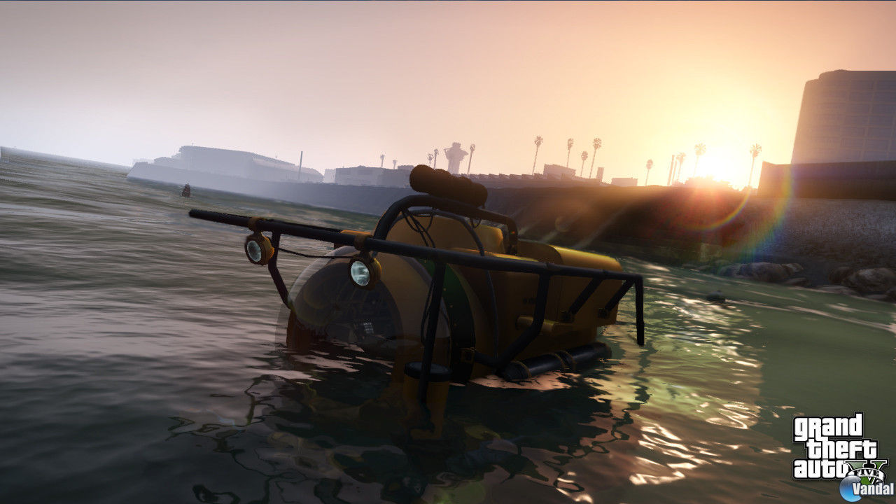Imagen 208 de Grand Theft Auto V para PlayStation 3