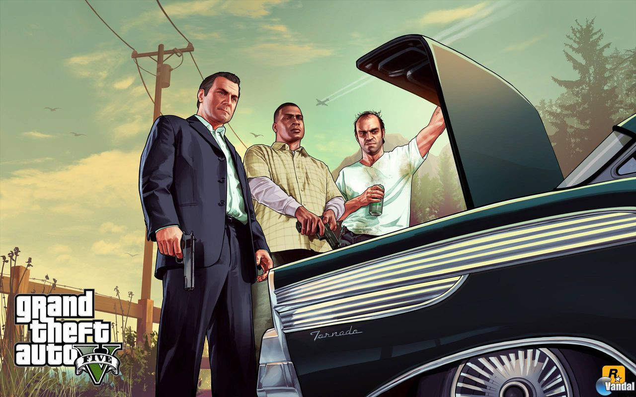 Imagen 213 de Grand Theft Auto V para PlayStation 3