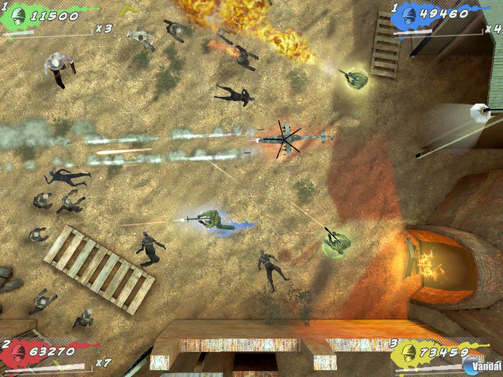 Imagen 1 de Call of Duty: Black Ops Zombies para iPhone