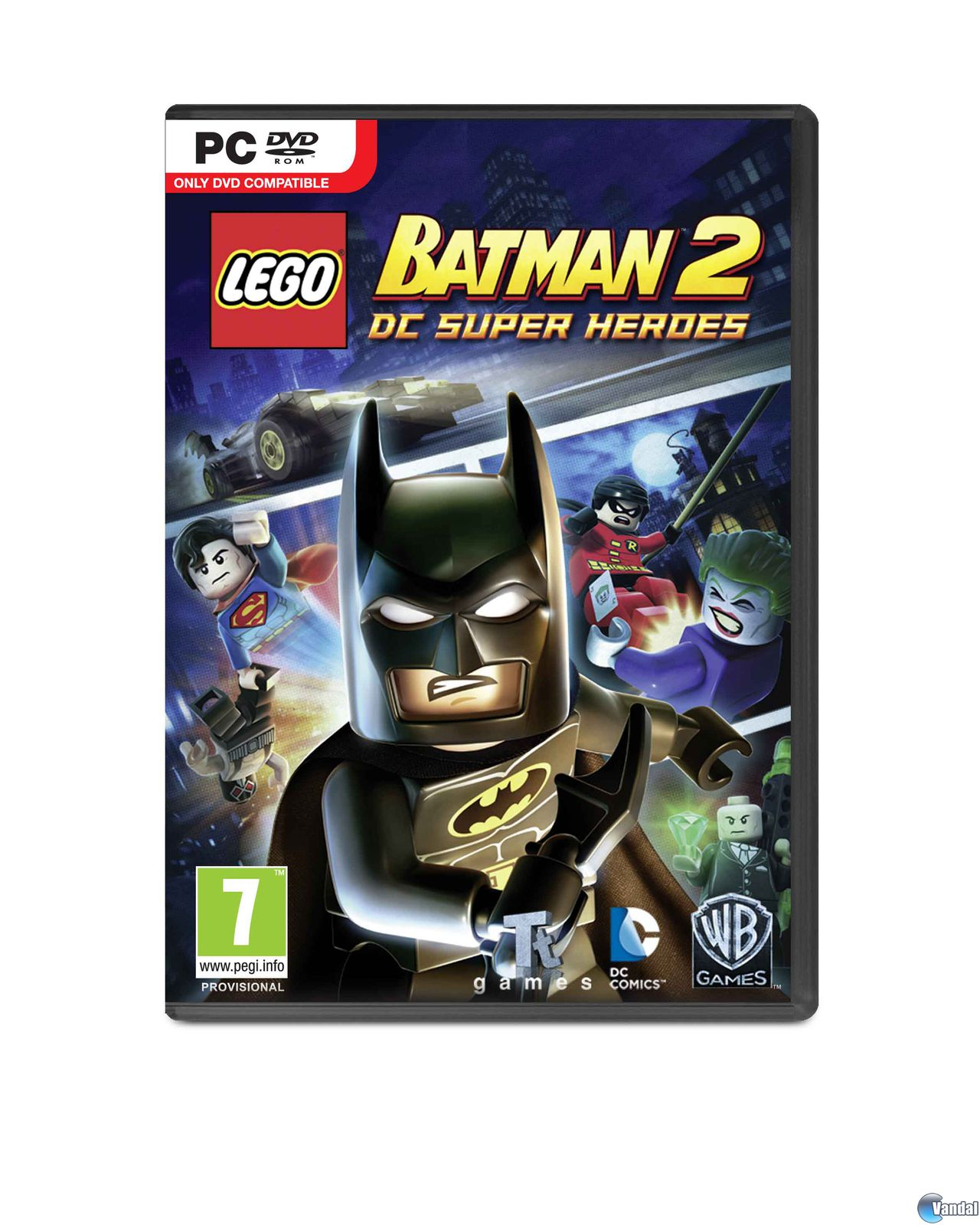 Trucos lego batman 2 dc super heroes pc claves gu as for Codigos de lego batman