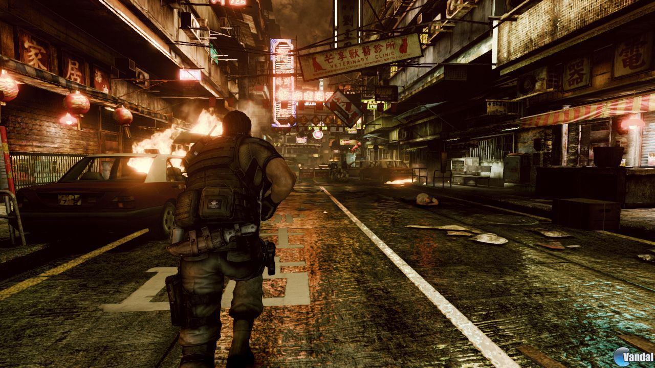 Imagen 434 de Resident Evil 6 para Ordenador