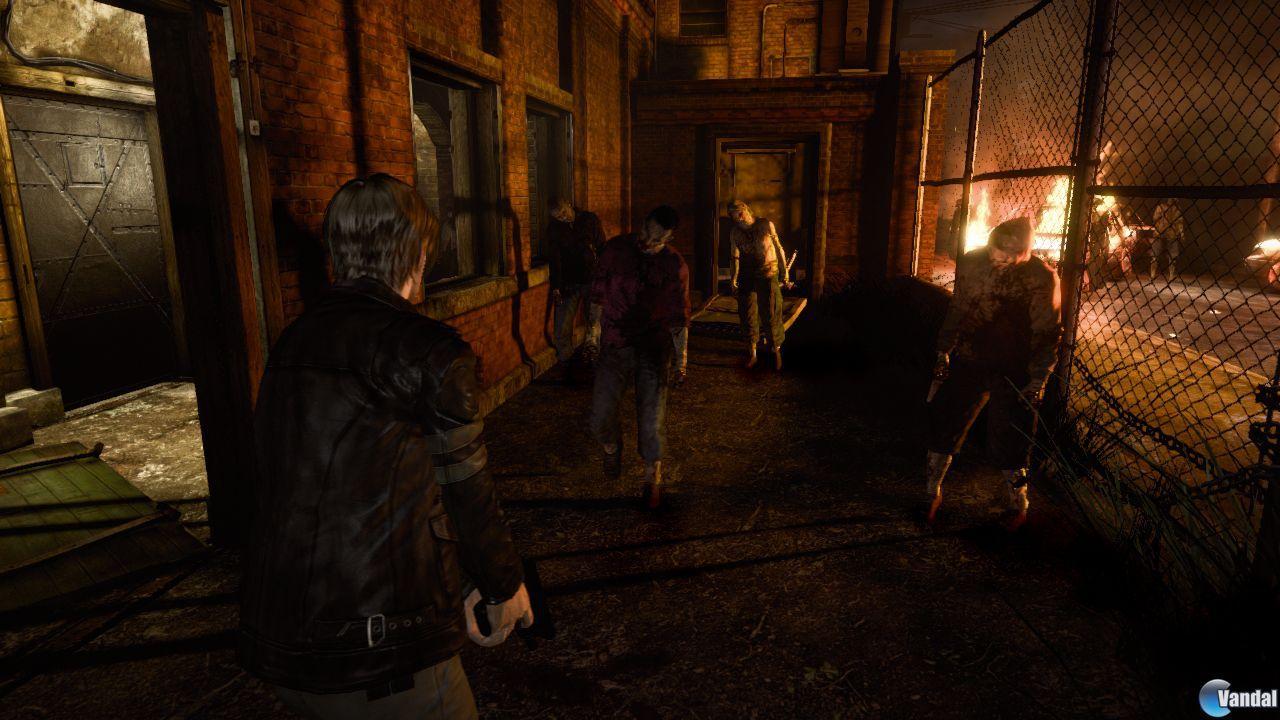 Imagen 436 de Resident Evil 6 para Ordenador