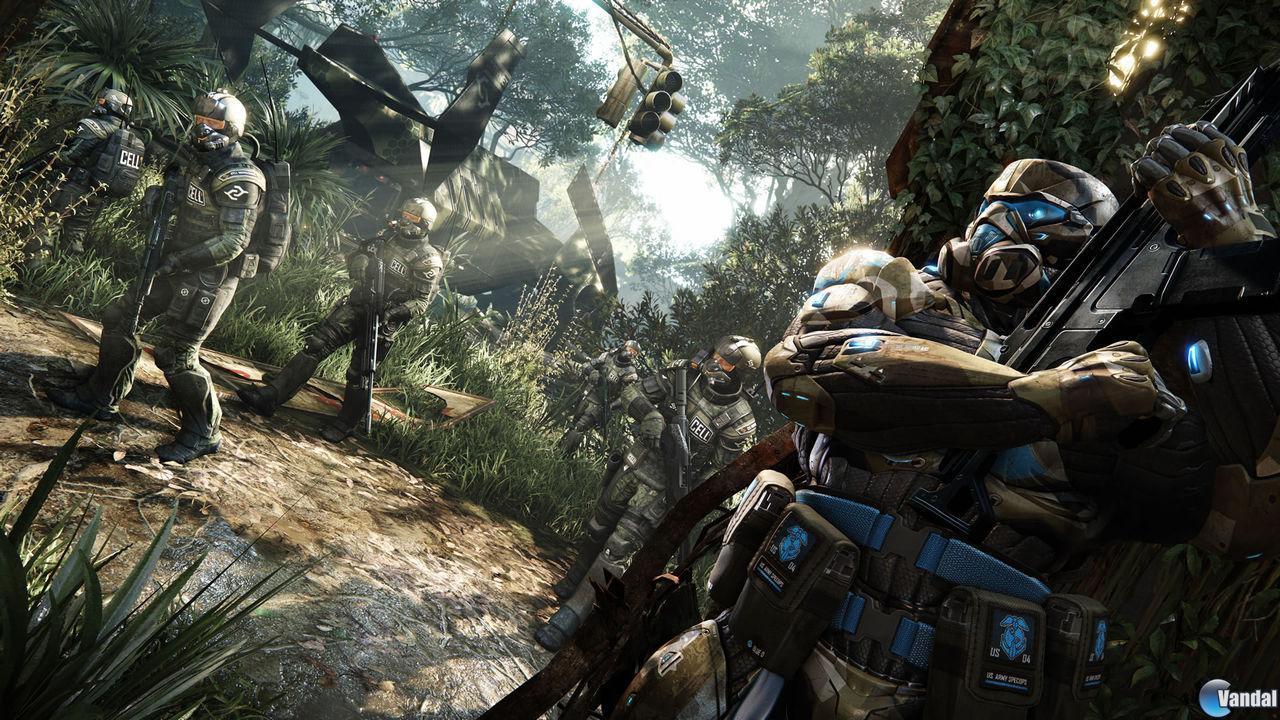 Imagen 59 de Crysis 3 para PlayStation 3