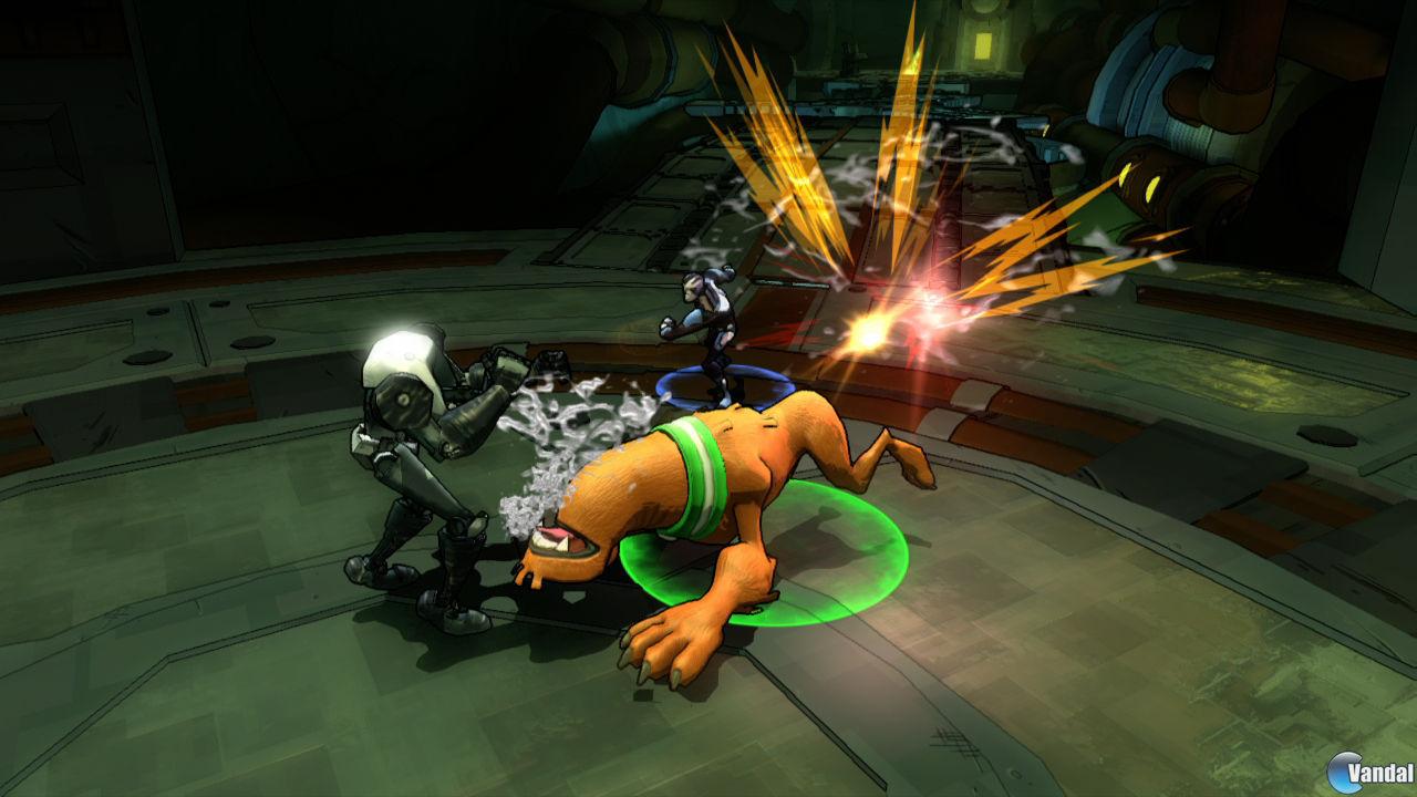 Imagen 8 de Ben 10: Omniverse para Wii