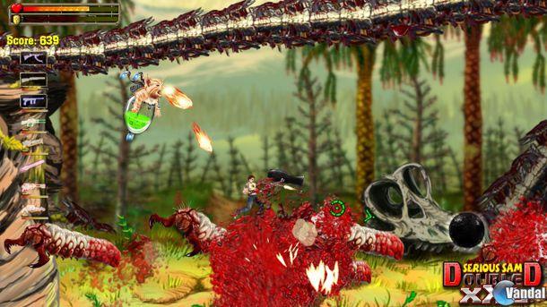 Imagen 2 de Serious Sam Double D XXL XBLA para Xbox 360