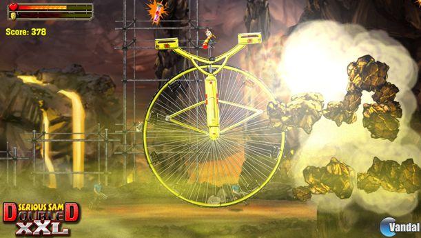 Imagen 3 de Serious Sam Double D XXL XBLA para Xbox 360