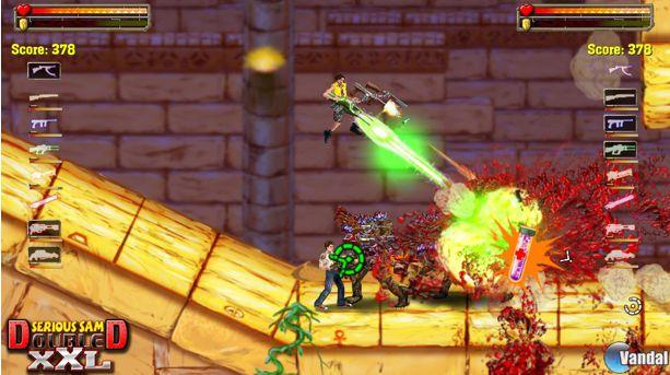Imagen 4 de Serious Sam Double D XXL XBLA para Xbox 360