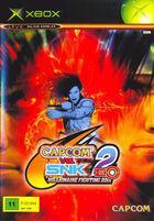 Capcom vs SNK 2 EO para Xbox