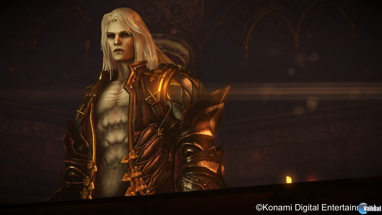castlevania lords of shadow 2 alucard ending a relationship