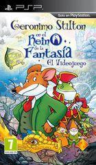 Geronimo Stilton: El Regreso al Reino de la Fantasa: El Videojuego