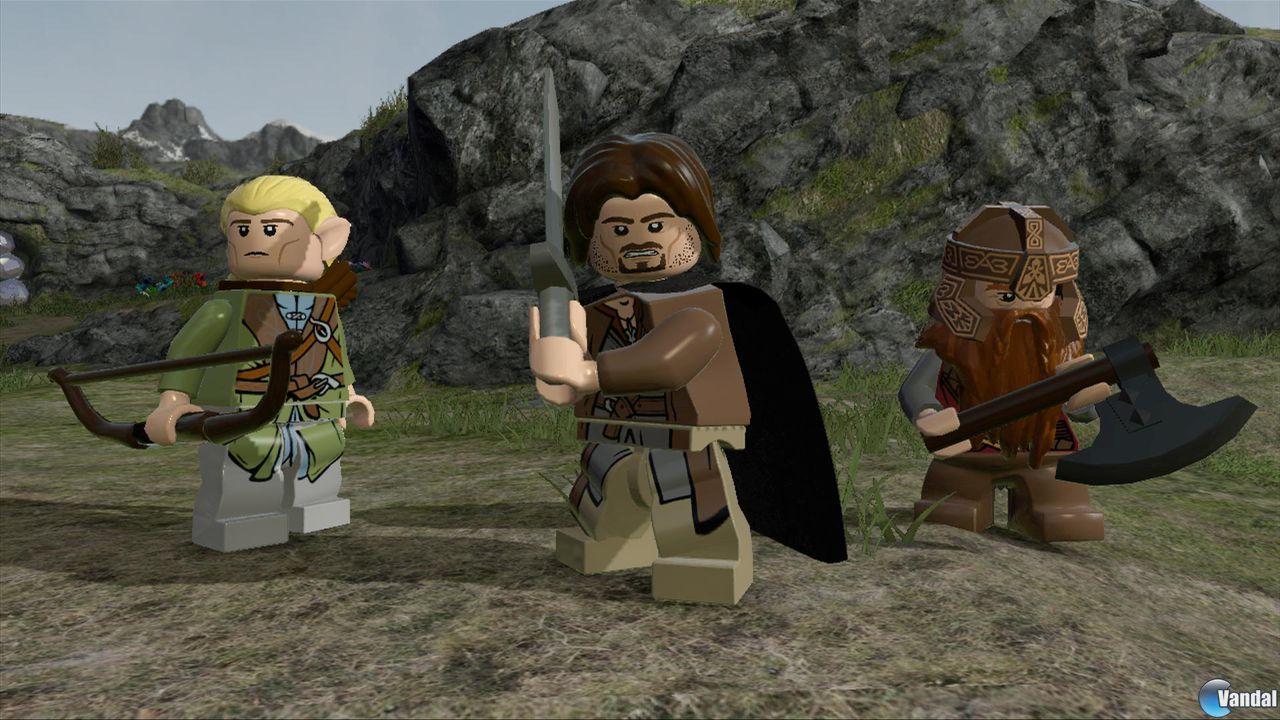 Imagen 7 de LEGO El Señor de los Anillos para Wii