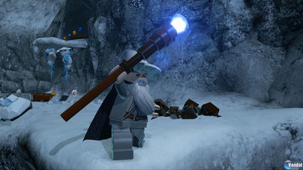 Imagen 8 de LEGO El Señor de los Anillos para Wii