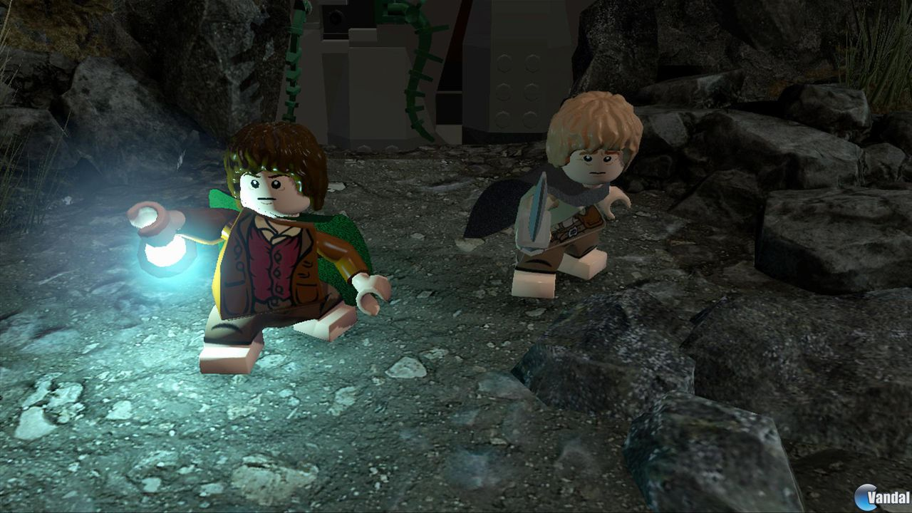 Imagen 9 de LEGO El Señor de los Anillos para Wii