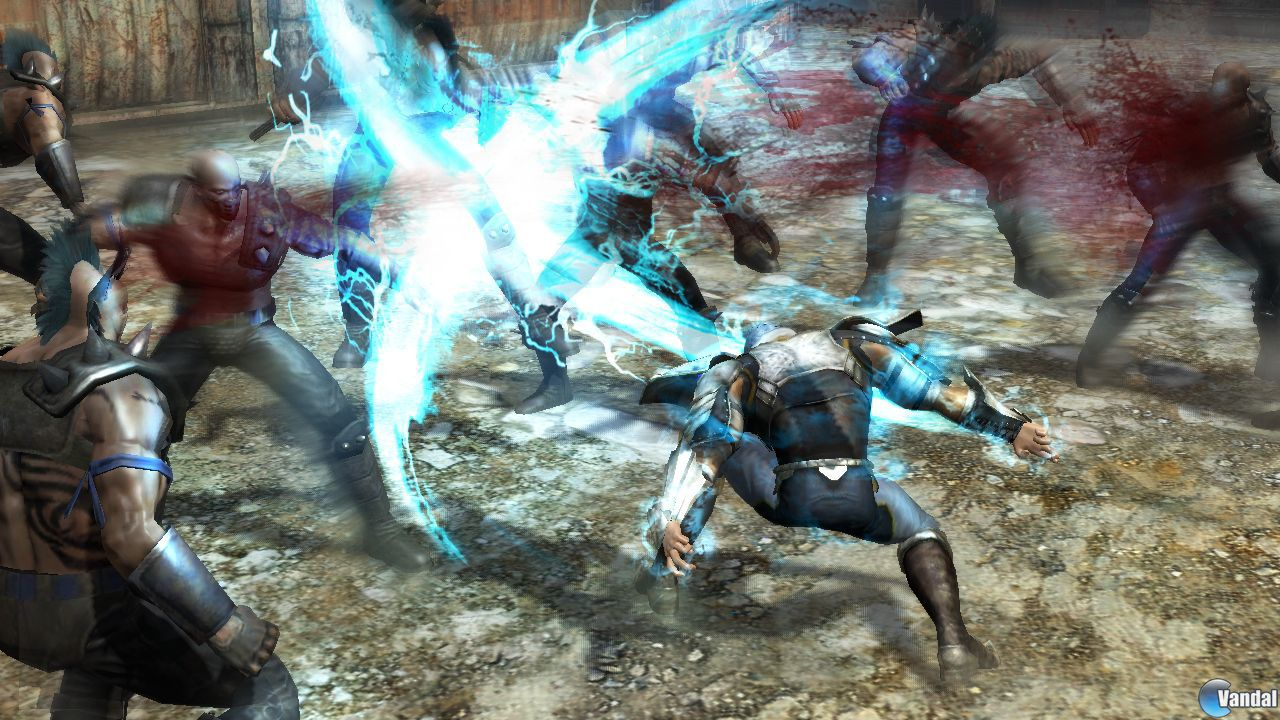 Imagen 100 de Fist of The North Star: Ken's Rage 2 eShop para Wii U