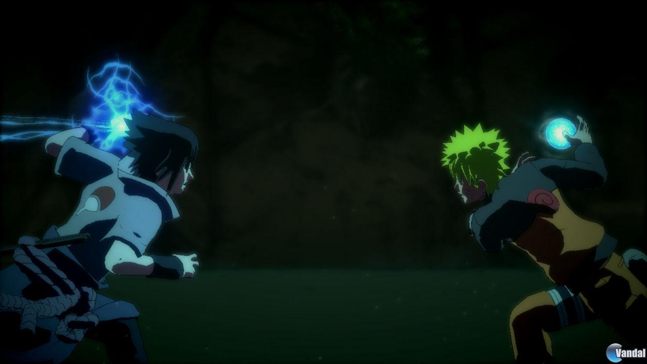 Naruto Shippuden Ultimate Ninja Storm 3 se presenta en un n