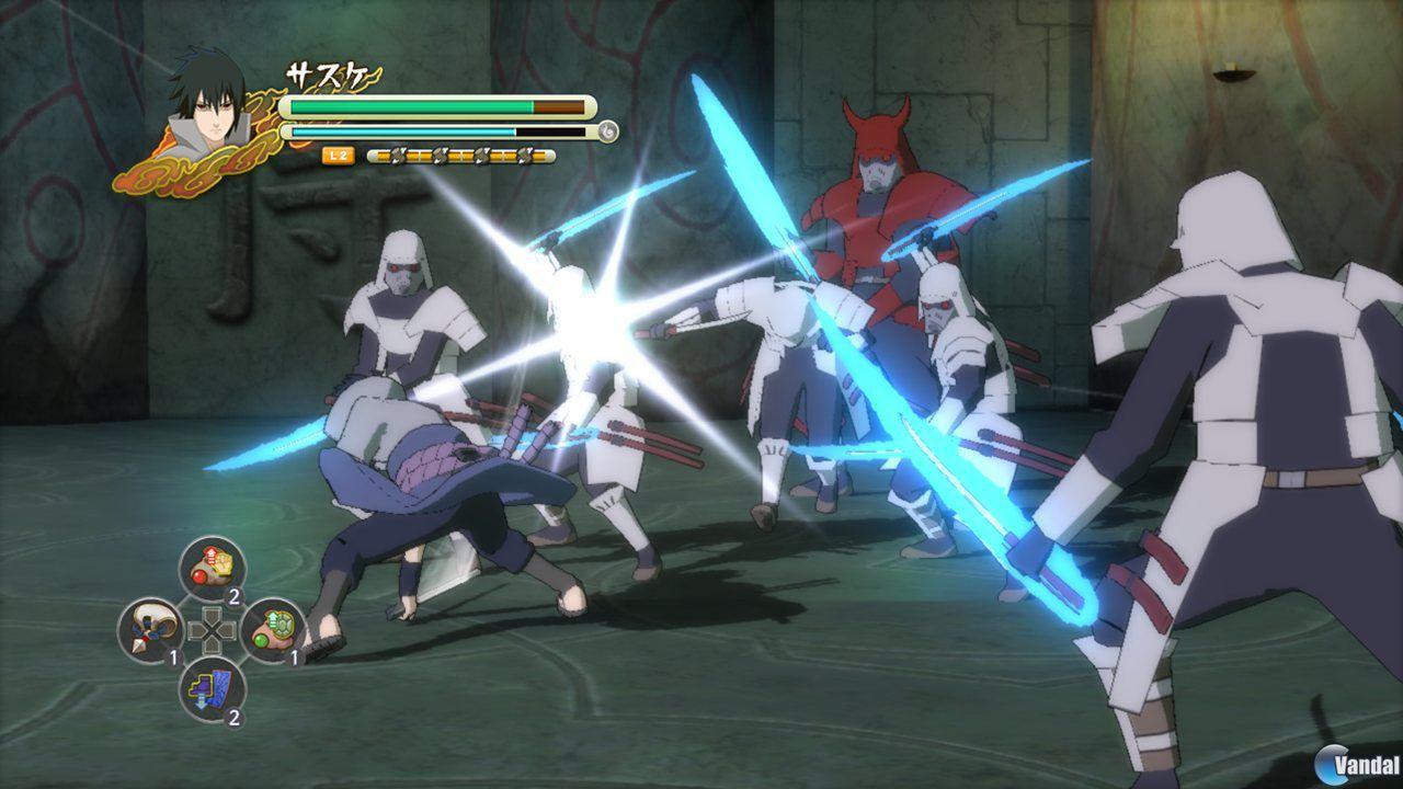 Imagen 184 de Naruto Shippuden: Ultimate Ninja Storm 3 para Xbox 360
