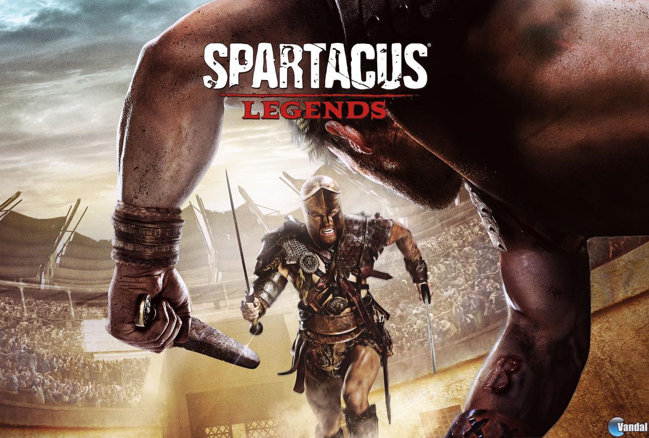 Spartacus the Legend