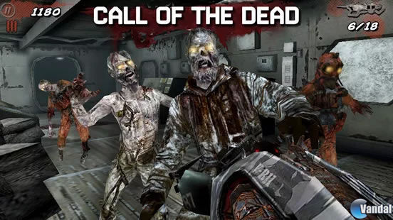Imagen 3 de Call of Duty: Black Ops Zombies para Android