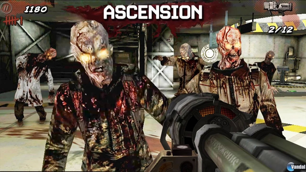 Imagen 4 de Call of Duty: Black Ops Zombies para Android