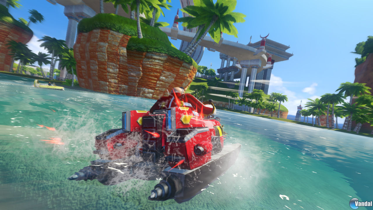 Imagen 23 de Sonic & All-Stars Racing Transformed para Nintendo 3DS