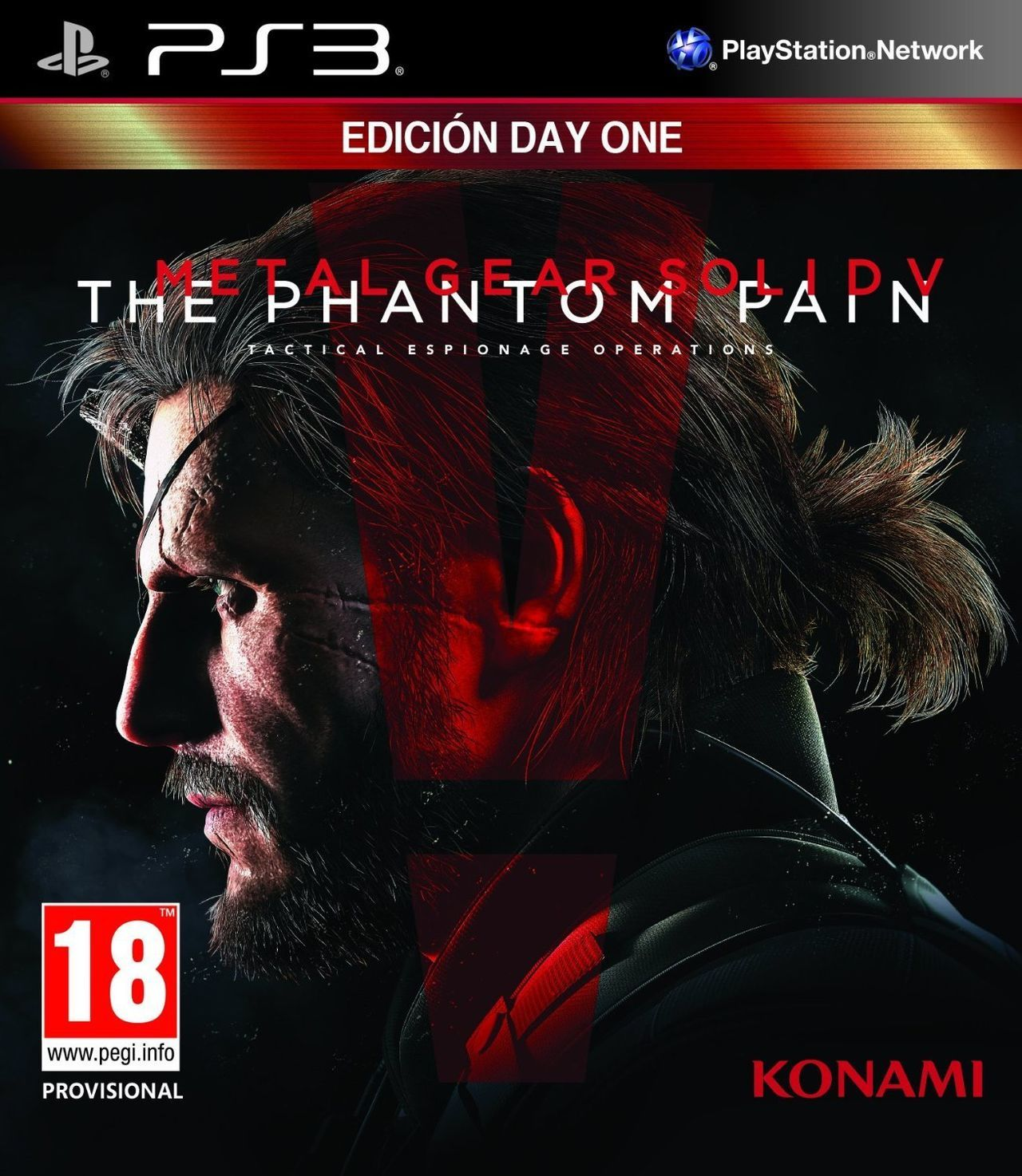 Imagen 317 de Metal Gear Solid V: The Phantom Pain para PlayStation 3