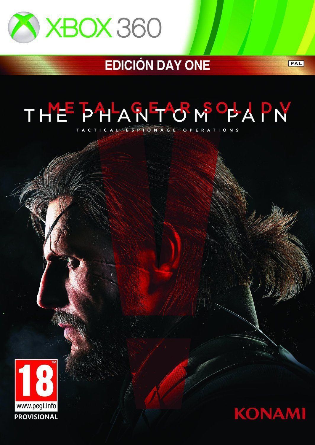Imagen 320 de Metal Gear Solid V: The Phantom Pain para Xbox 360