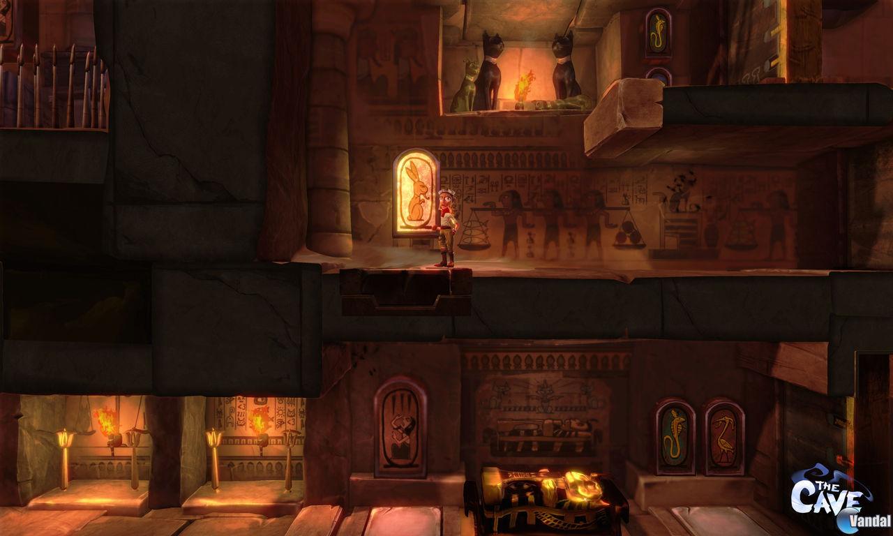 Imagen 16 de The Cave eShop para Wii U