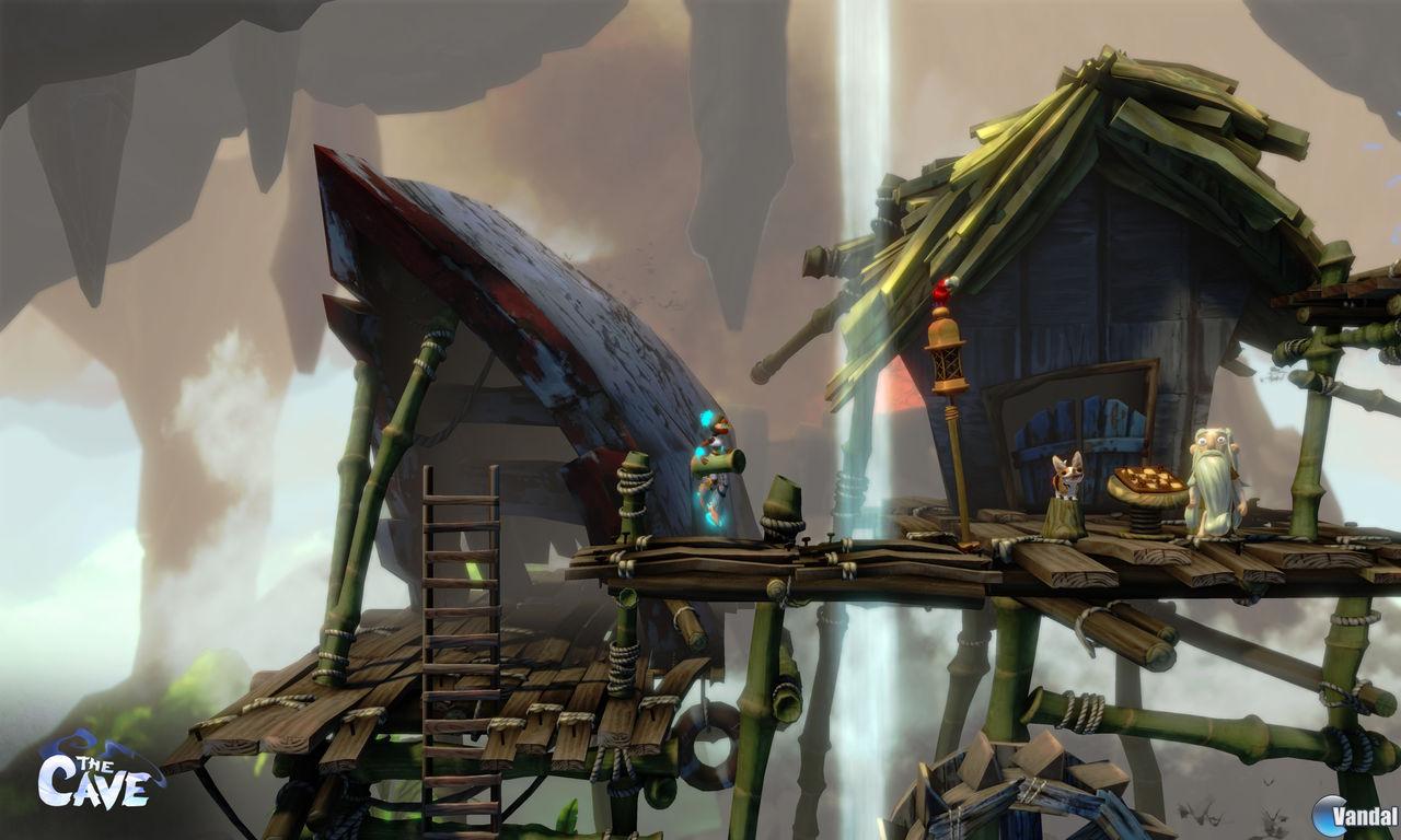 Imagen 17 de The Cave eShop para Wii U