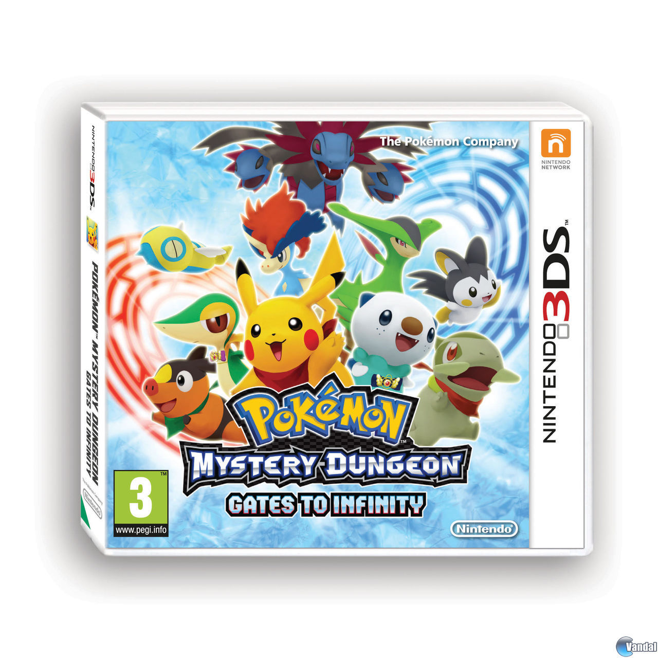 Analisis Pokemon Mundo Misterioso Portales Al Infinito Nippon