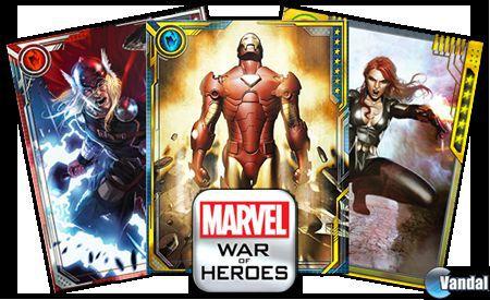 Carátula de Marvel: War of Heroes para Android