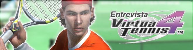 Virtua Tennis 4 y el futuro de los juegos de deportes