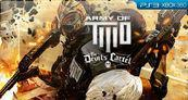 Impresiones Army of Two: The Devil�s Cartel
