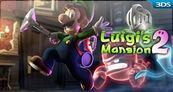 Luigi's Mansion 2 para 3DS