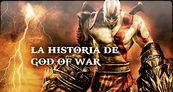 Especial La historia de God of War