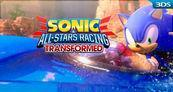 Anlisis de Sonic & All-Stars Racing Transformed para 3DS