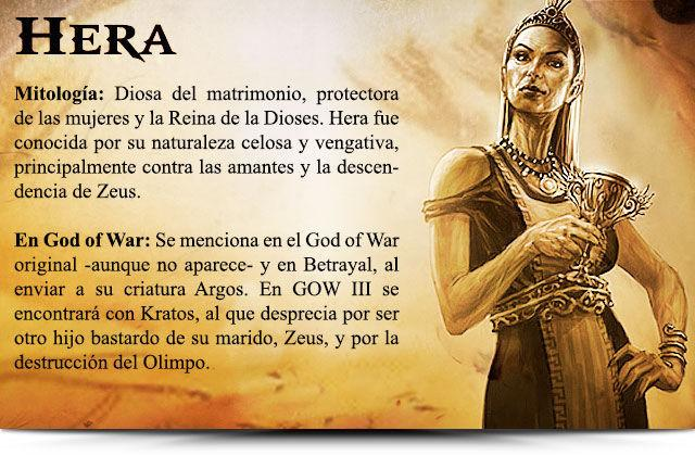La historia de god of war god of war iii iii for Jardines del olimpo
