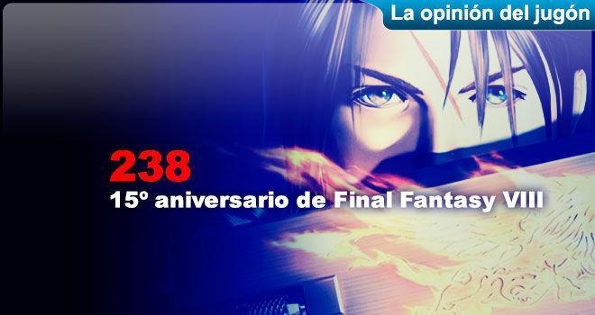 15� aniversario de Final Fantasy VIII para