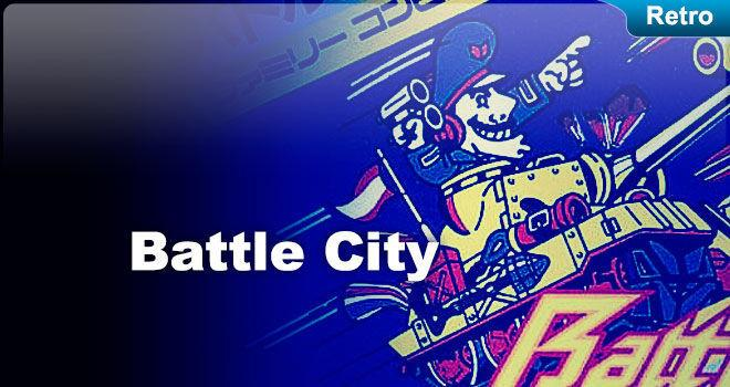 Battle City para