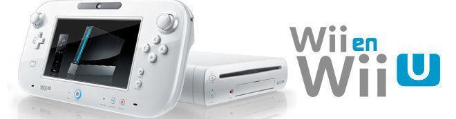 Wii en Wii U