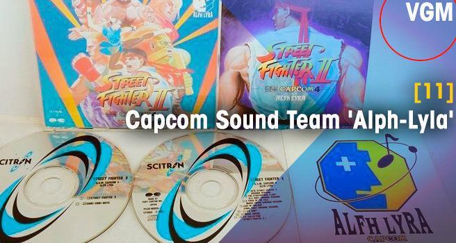 Capcom Sound Team 'Alph-Lyla'