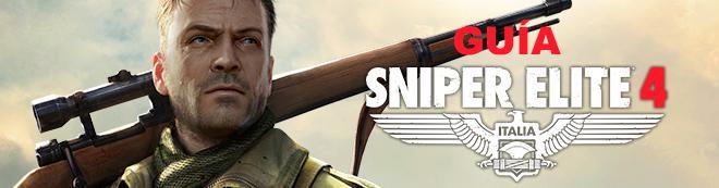 Guía Sniper Elite 4, trucos y consejos