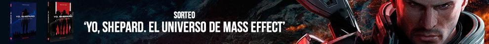 Sorteo Mass Effect