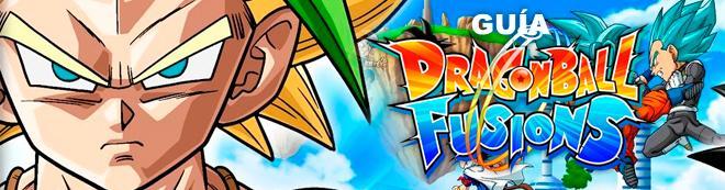 Guía Dragon Ball Fusions, trucos y consejos