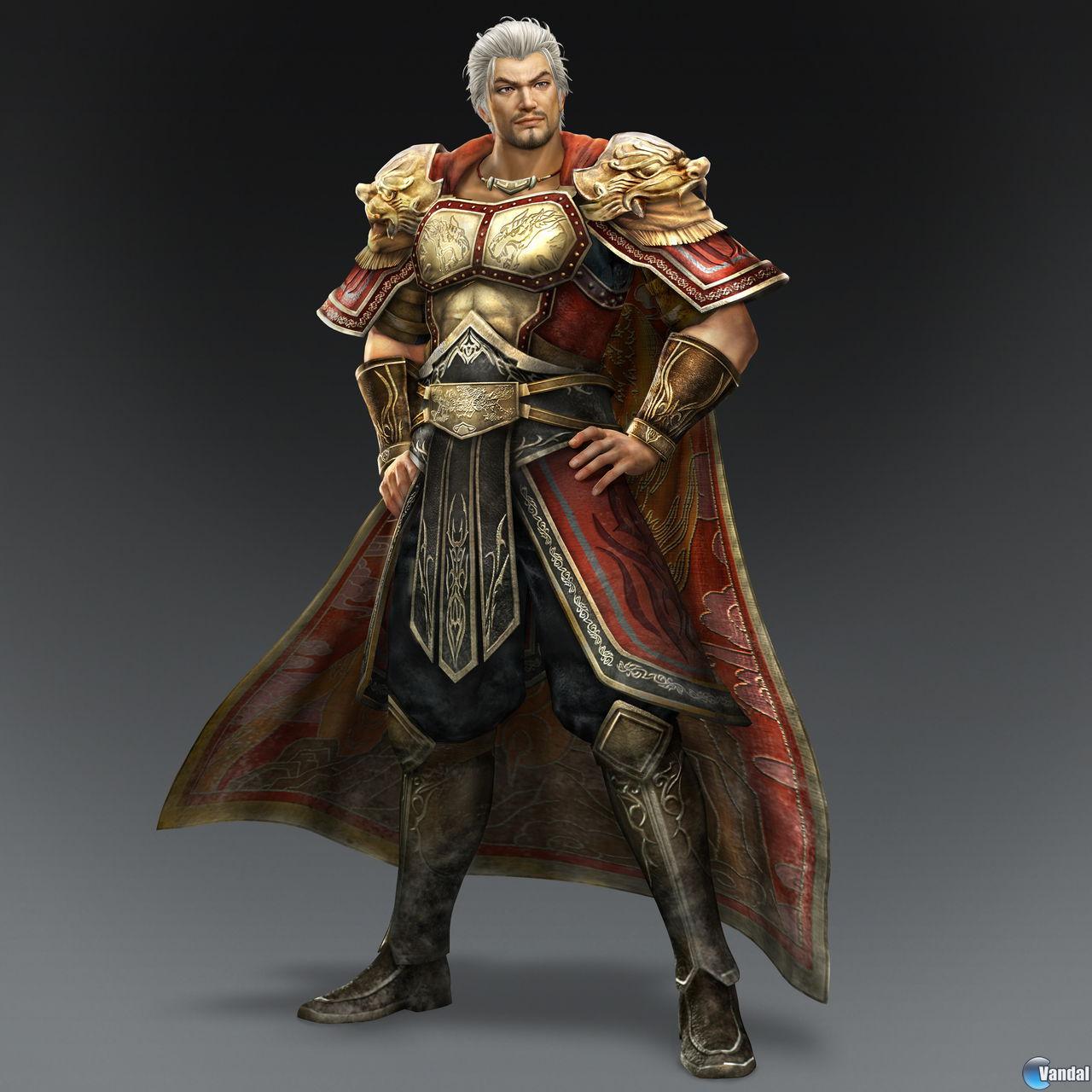 Warriors Orochi 3 Lian Shi: Personajes De Dynasty Warriors 8.