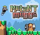 Carátula Mutant Mudds Deluxe eShop para Wii U