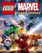 Carátula LEGO Marvel Super Heroes para Nintendo DS