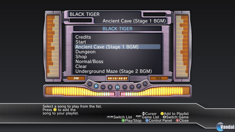 Imagen 35 de Capcom Arcade Cabinet XBLA para Xbox 360