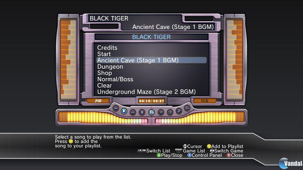 Imagen 35 de Capcom Arcade Cabinet PSN para PlayStation 3